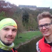 La passion du trail: portrait d'Allan et Tom-article-trail-belgique