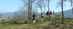 Trail de la Sainte Agathe - 2018 - 27km