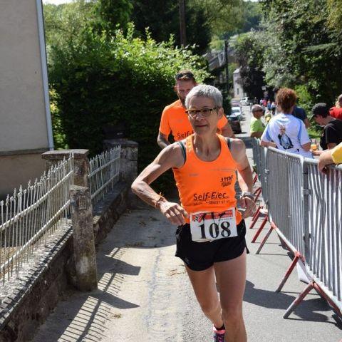 Photos et résultats de course COLALILLO JEANINE TRAILRUNNER